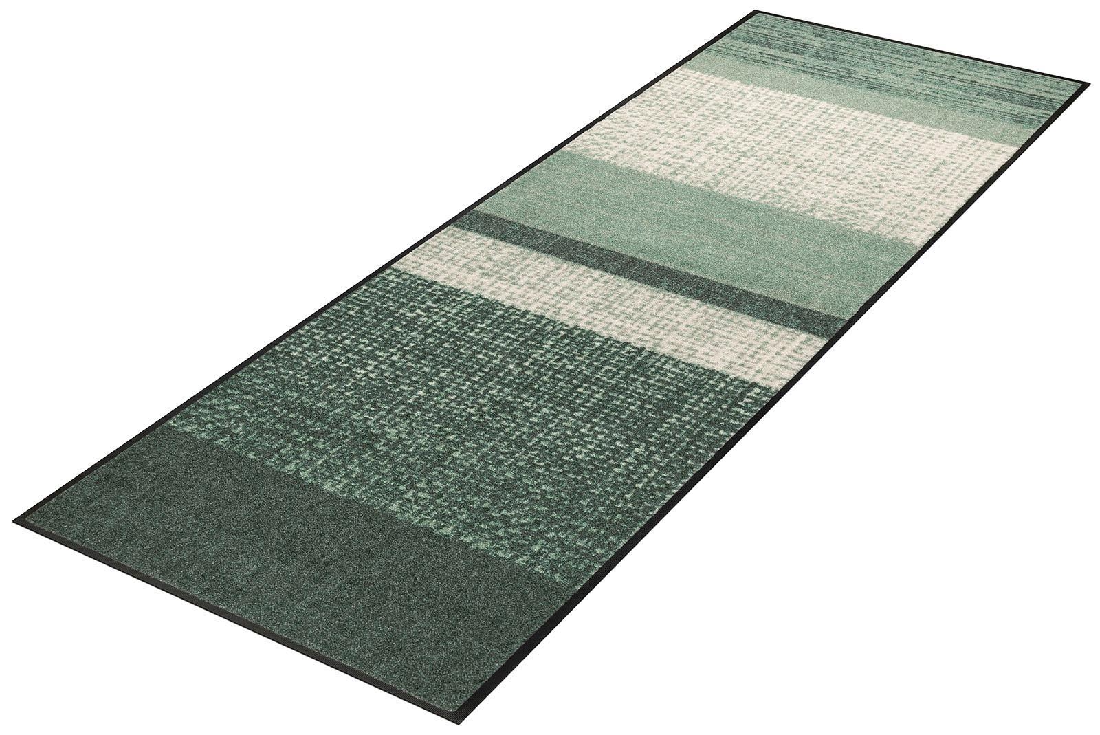 Läufer Lynna wash+dry by Kleen-Tex rechteckig Höhe 7 mm gedruckt
