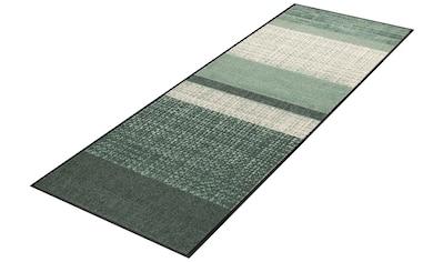 Läufer, »Lynna«, wash+dry by Kleen - Tex, rechteckig, Höhe 7 mm, gedruckt kaufen