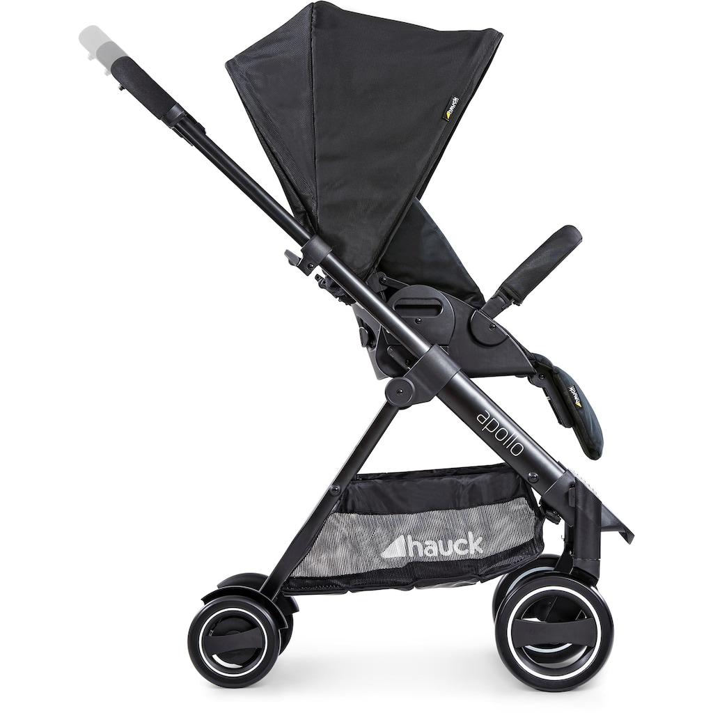 Hauck Sportbuggy »Apollo, caviar«, inkl. Beindecke; Kinderwagen, Buggy, Sportwagen, Kinder-Buggy, Kinderbuggy, Sport-Kinderwagen