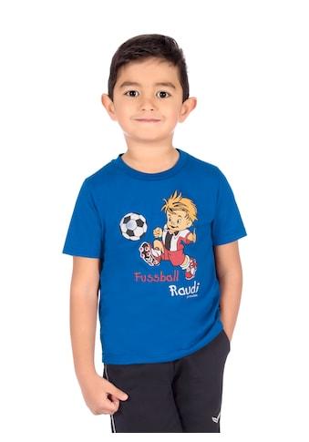 Trigema T - Shirt Fußball - Raudi kaufen