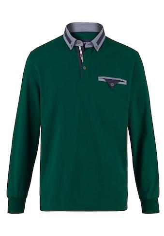 Babista Poloshirt mit Kontrastdetails kaufen