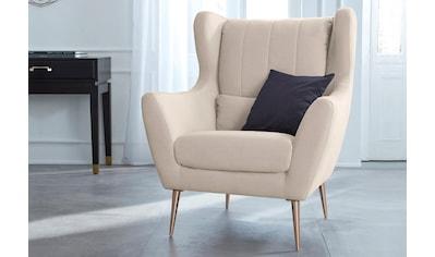 Guido Maria Kretschmer Home&Living Loungesessel »Teft« kaufen