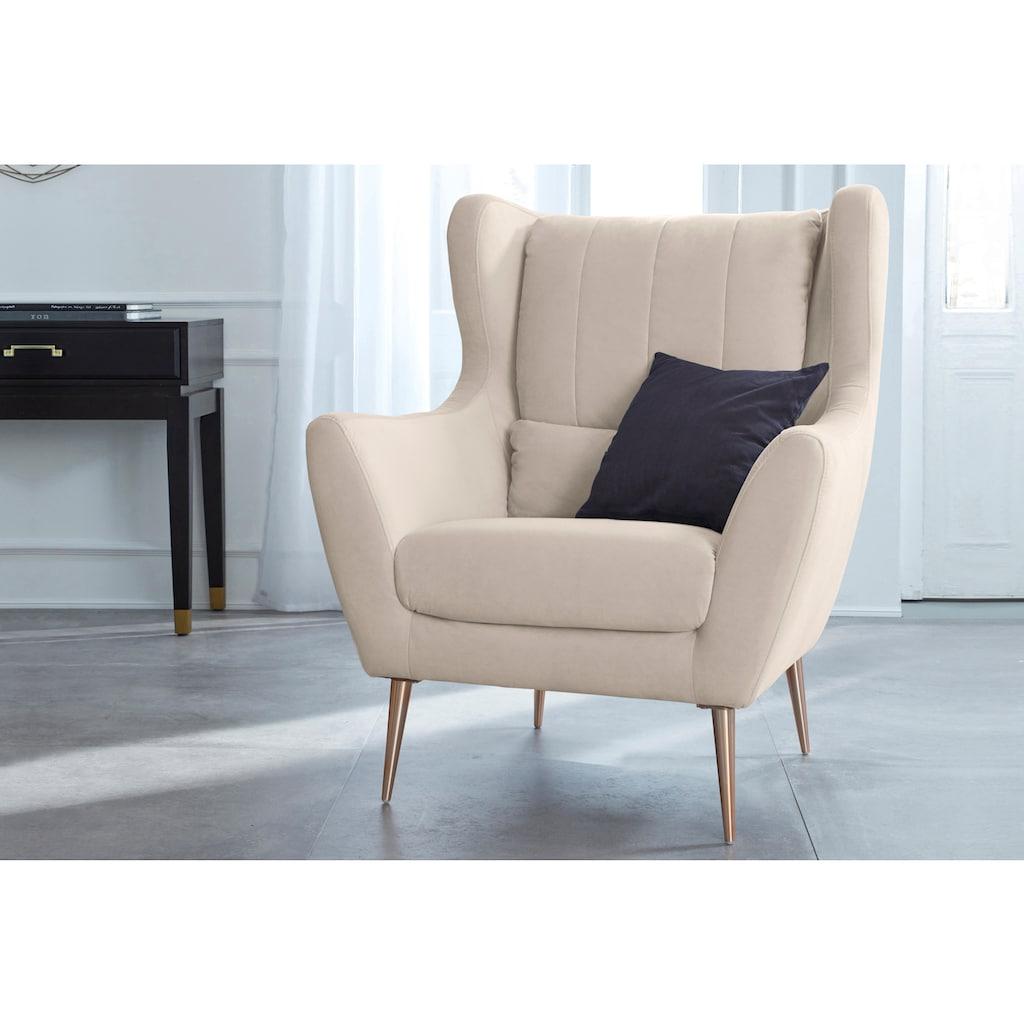 Guido Maria Kretschmer Home&Living Loungesessel »Teft«