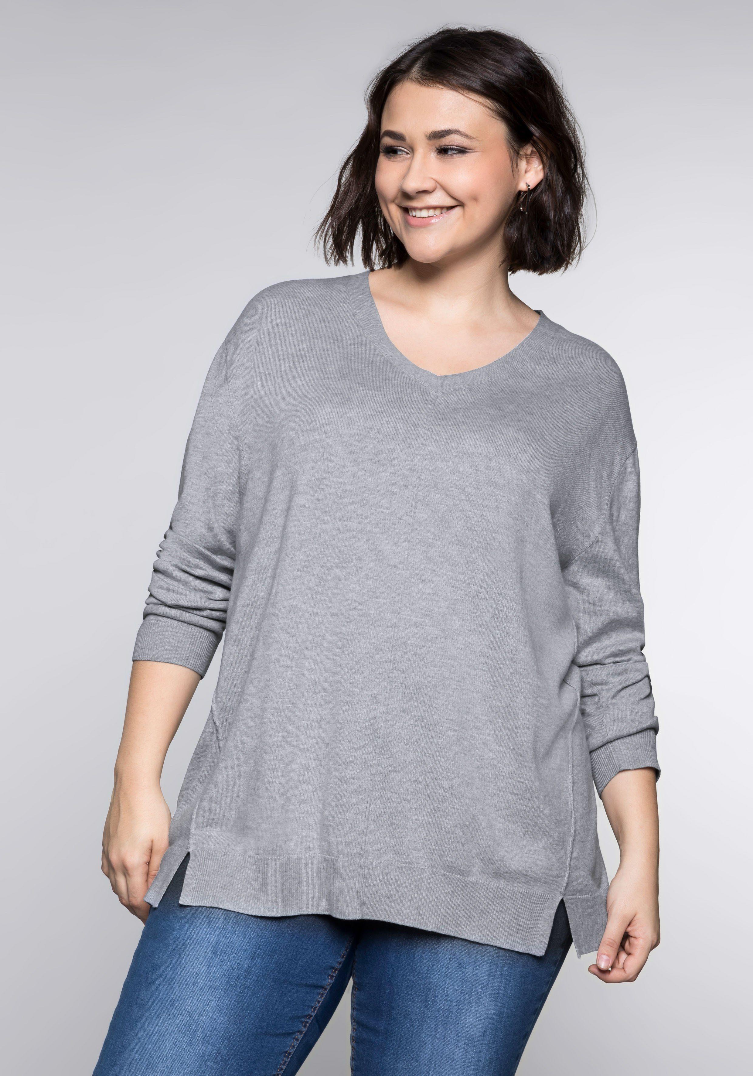 9912748d31d94b sheego-basic Sonstige Pullover für Damen online kaufen