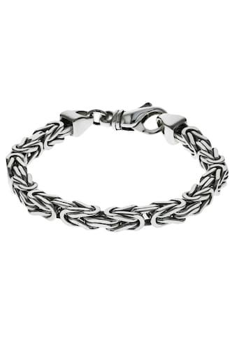 Firetti Silberarmband »in Königskettengliederung, 6,0 mm, glänzendes Design, massiv« kaufen