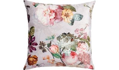Essenza Dekokissen »Fleur«, in tollem Blumendesign kaufen