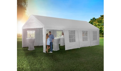 KONIFERA Partyzelt 4x8 m, weiß kaufen