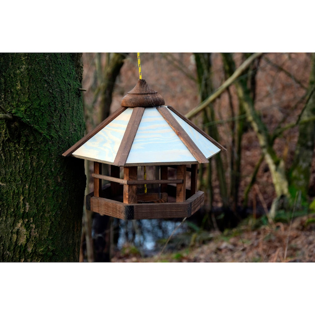 dobar Vogelhaus, BxTxH: 35x35x29 cm