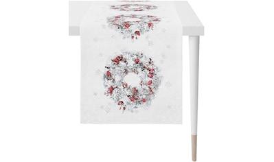 APELT Tischläufer »1419 Winterwelt«, Digitaldruck kaufen
