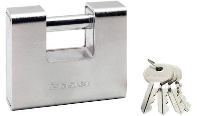 Master Lock Vorhängeschloss, Stahl kaufen