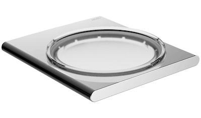 KEUCO Seifenablage »Edition 400«, verchromt, mattiertes Echtkristall kaufen