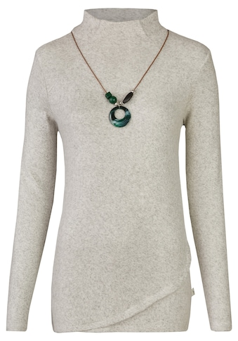 Heimatliebe Pullover mit Raglanärmel und Kette kaufen