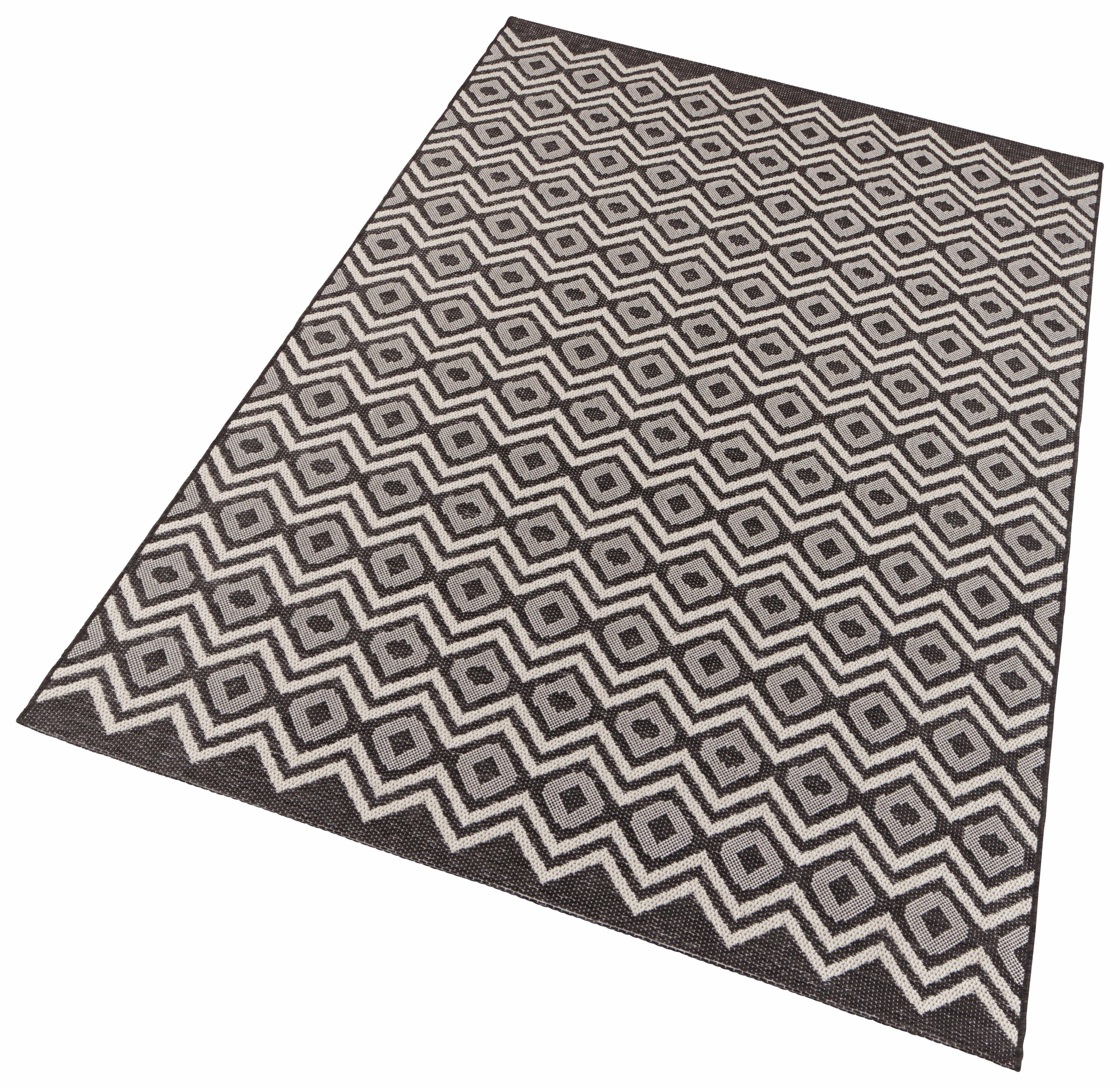 Teppich Sky freundin Home Collection rechteckig Höhe 4 mm maschinell gewebt