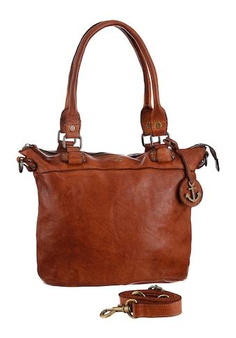 HARBOUR 2nd Shopper »Bianca«, aus Leder mit typischen Marken-Anker-Label und... kaufen