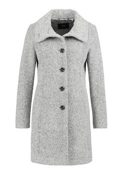 TAIFUN Outdoorjacke Wolle »Taillierter Kurzmantel aus Tweed« kaufen 6a84621a7c