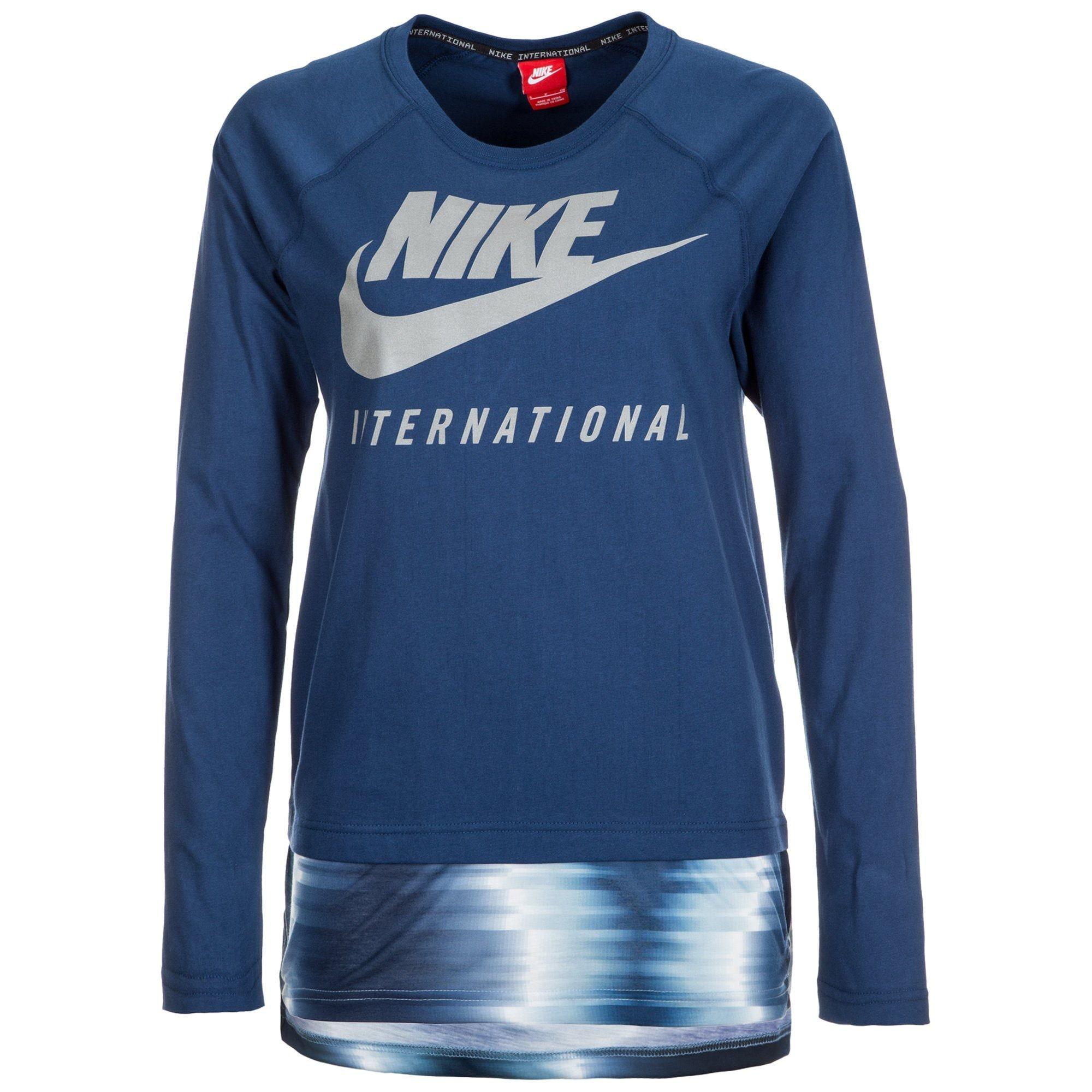Nike Sportswear Internationalist Longsleeve Damen Online Shop