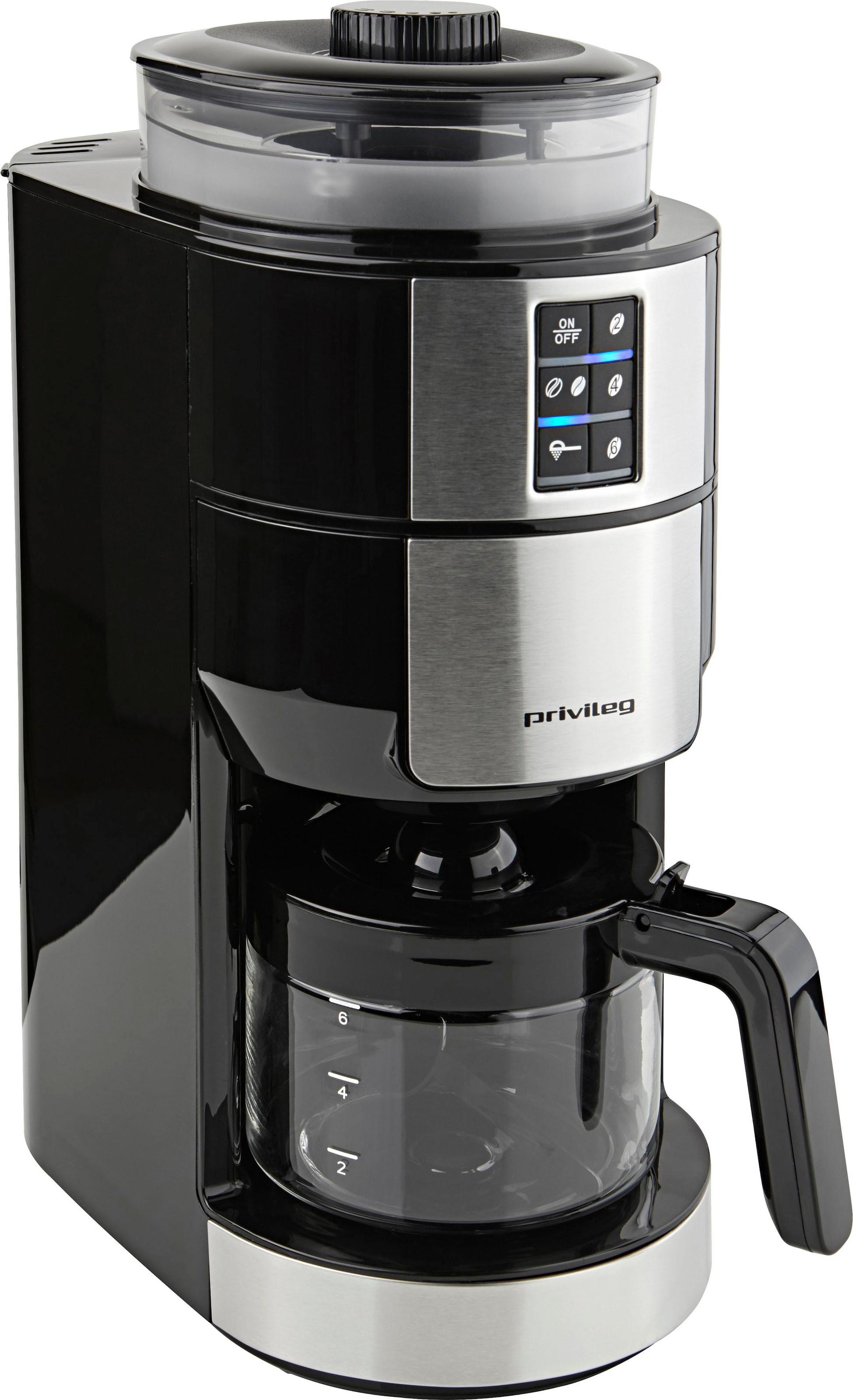 Kaffeemaschine 6 BestellenBaur Privileg Tassen Mahlwerk Für Mit Online tsQrdxBhC