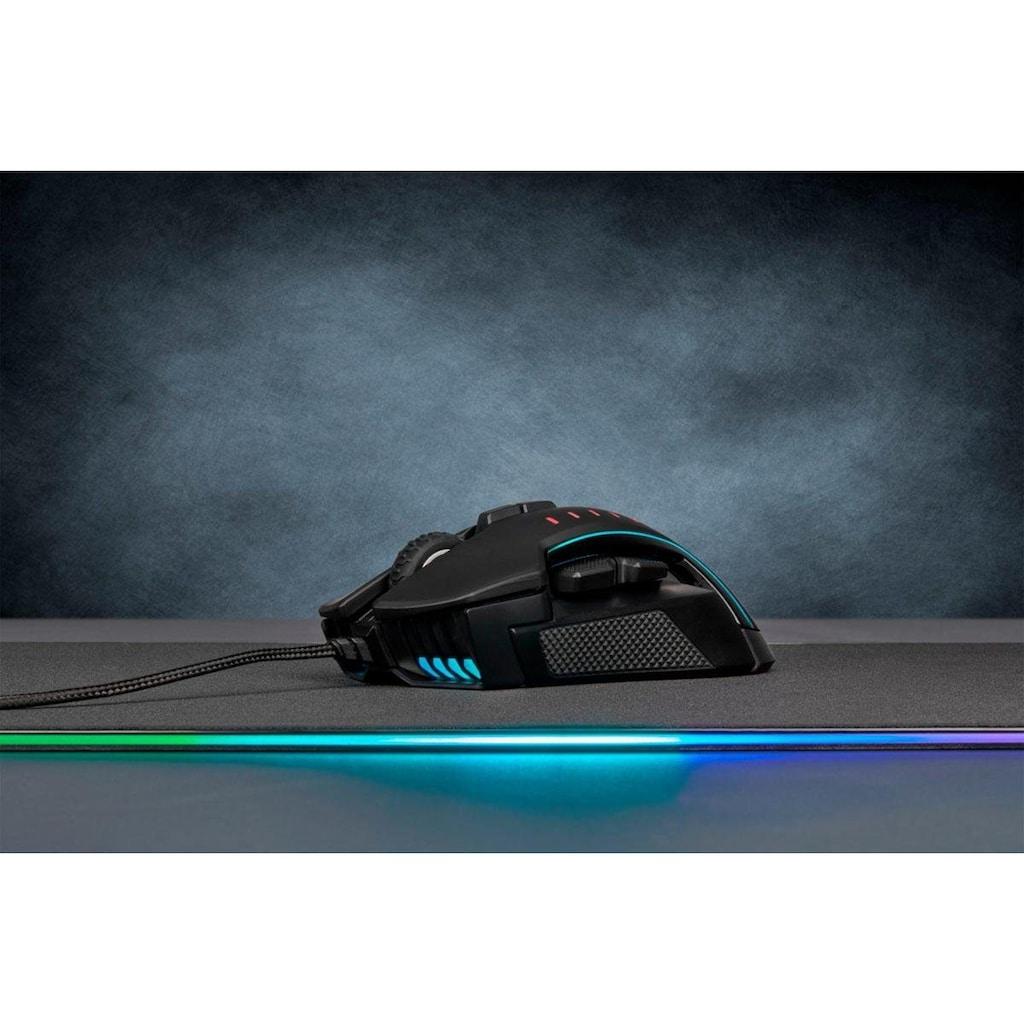 Corsair Gaming-Maus »GLAIVE RGB PRO«, kabelgebunden