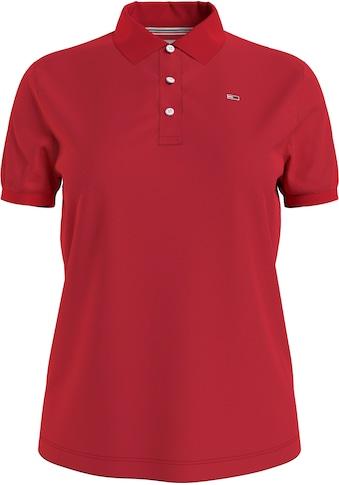 Tommy Jeans Poloshirt »TJW SLIM POLO«, mit Tommy Jeans Logo-Flag kaufen