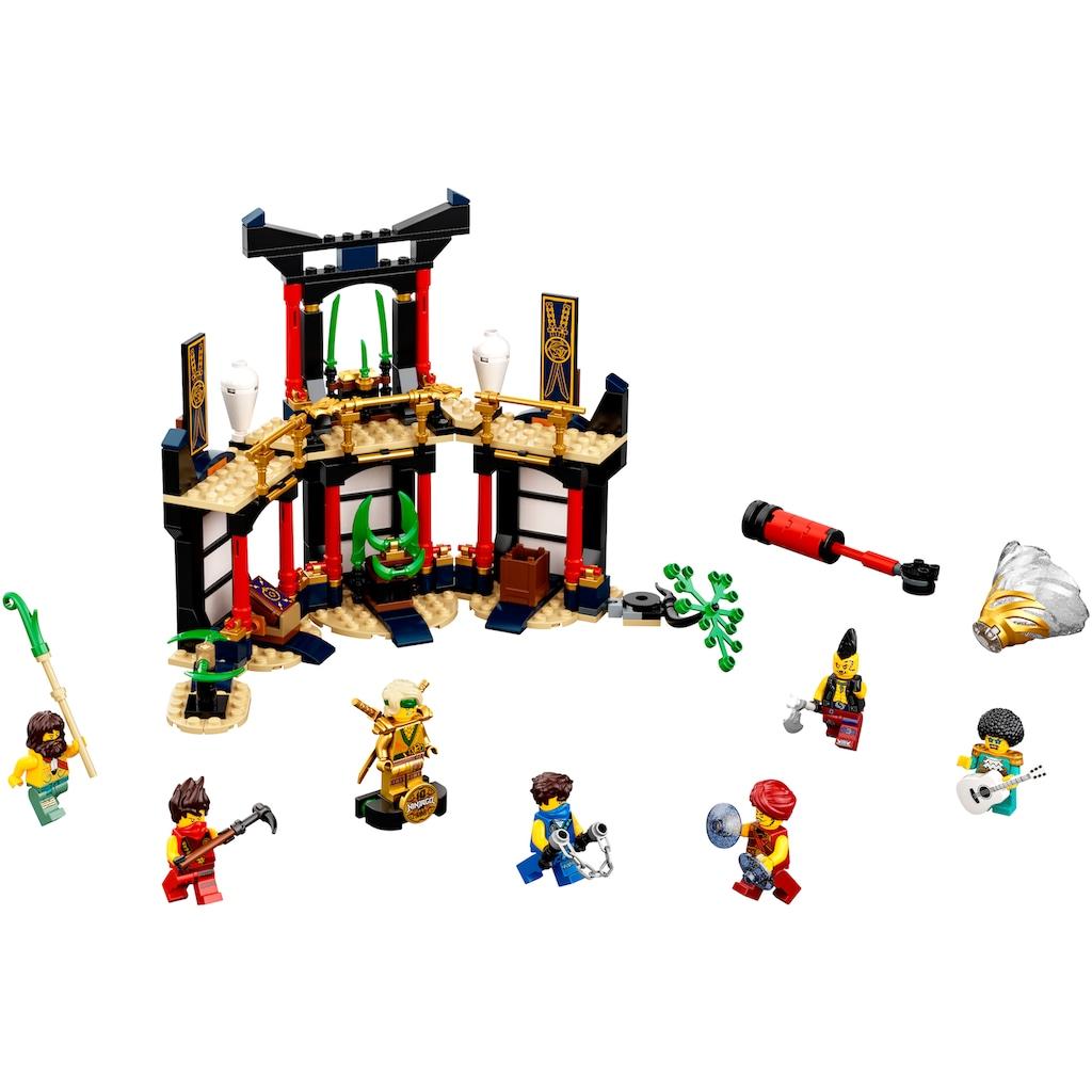 LEGO® Konstruktionsspielsteine »Turnier der Elemente (71735), LEGO® NINJAGO®«, (283 St.), Made in Europe