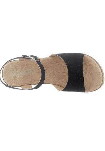 Airsoft Sandalette mit weichem Fußbett. kaufen