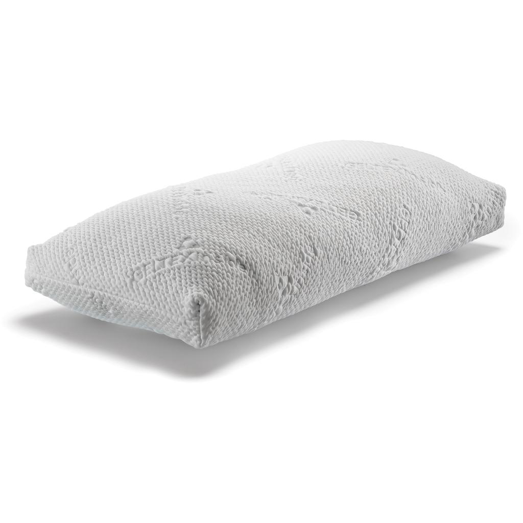 Schlaraffia Nackenstützkissen »GELTEX® Kissen Soft«, Füllung: GELTEX® Flocken, Bezug: Tencel & Polyester, (1 St.), mit GELTEX® Technologie