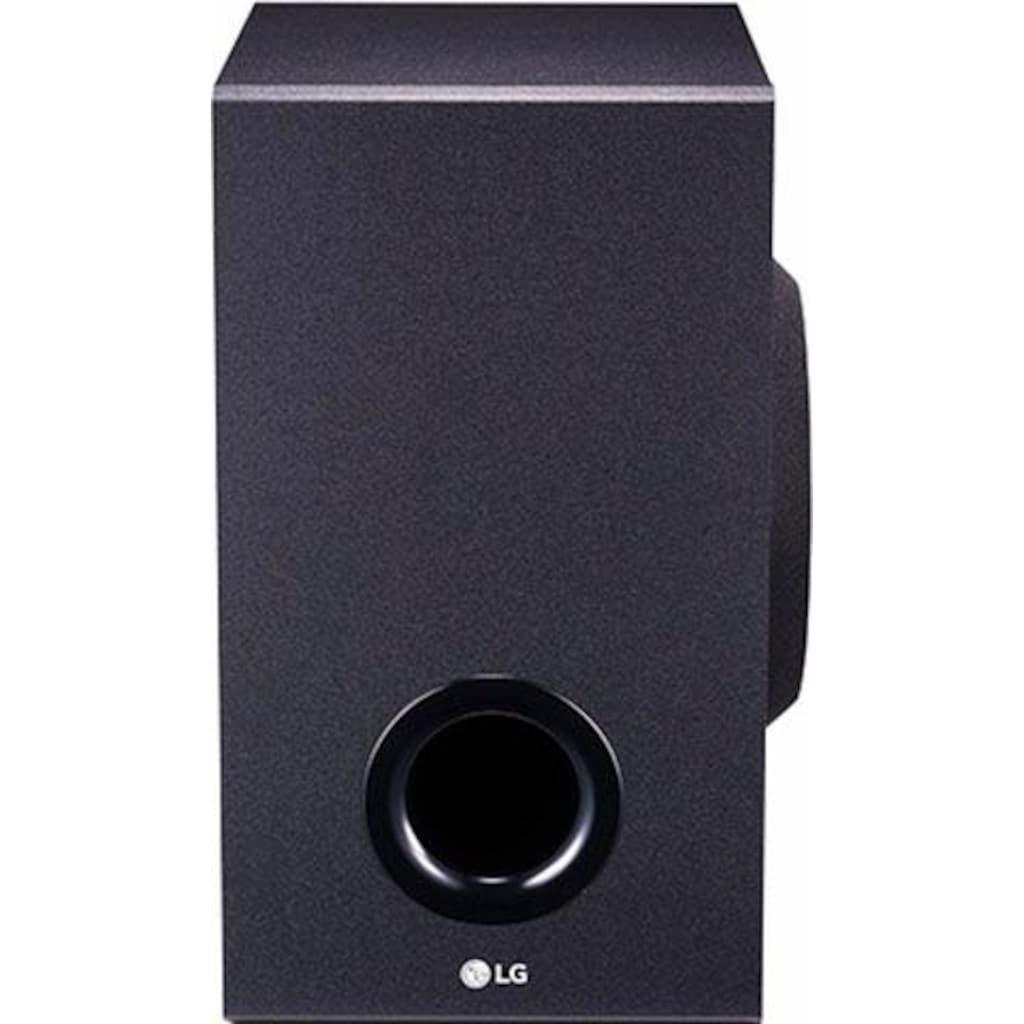 LG Soundbar »SJ2«, Videoformat: WMA, Dolby Digital