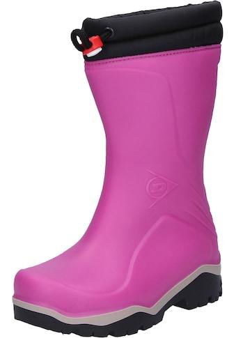Dunlop_Workwear Gummistiefel »Kids Blizzard«, mit warmer Fütterung kaufen