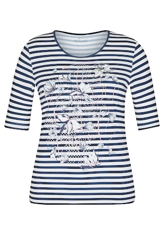 Rabe T-Shirt, mit Glitzersteinen und halblangen Ärmeln kaufen