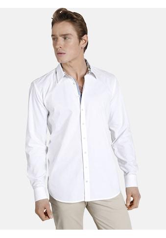 SHIRTMASTER Langarmhemd »sleepingtiger«, Baumwollhemd mit Animalprint kaufen
