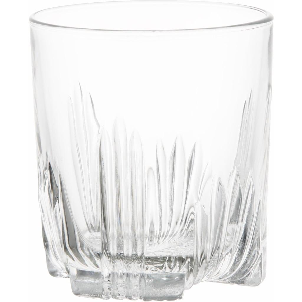 van Well Whiskyglas »Selecta«, (Set, 7 tlg.), aus hochwertigem Glas