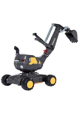 Rolly Toys Spielzeug-Aufsitzbagger »Digger Volvo«, BxLxH: 43x102x74 cm kaufen