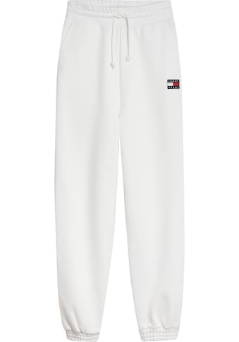 Tommy Jeans Jogginghose »TJW RELAXED HRS BADGE SWEATPANT«, mit Tommy Jeans Logo-Badge kaufen