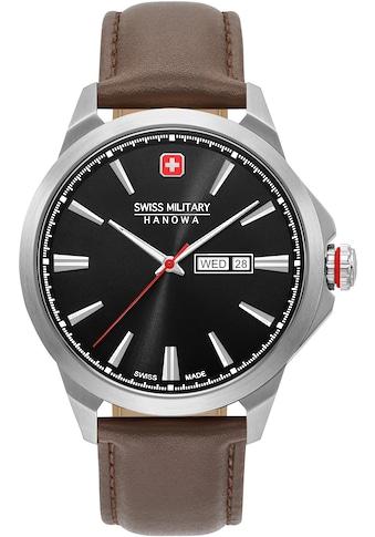 Swiss Military Hanowa Schweizer Uhr »DAY DATE CLASSIC, 06-4346.04.007« kaufen