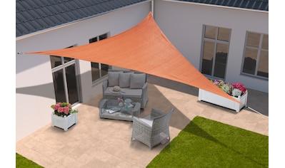 KONIFERA Sonnensegel »Dreieck«, 360x360x360 cm, in versch. Farben kaufen