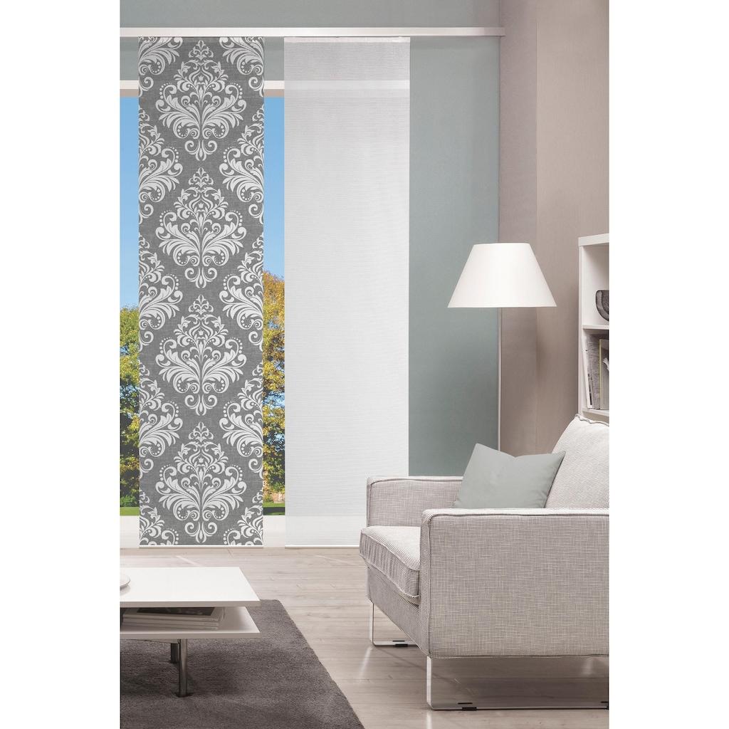Vision S Schiebegardine »ORNAMI«, HxB: 260x60, Schiebevorhang Bambus-Optik Digitaldruck