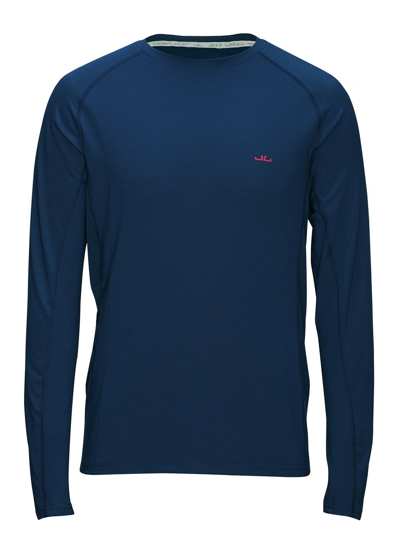Jeff Green Langarmshirt Mailo | Bekleidung > Shirts > Langarm Shirts | Blau | Jeff Green