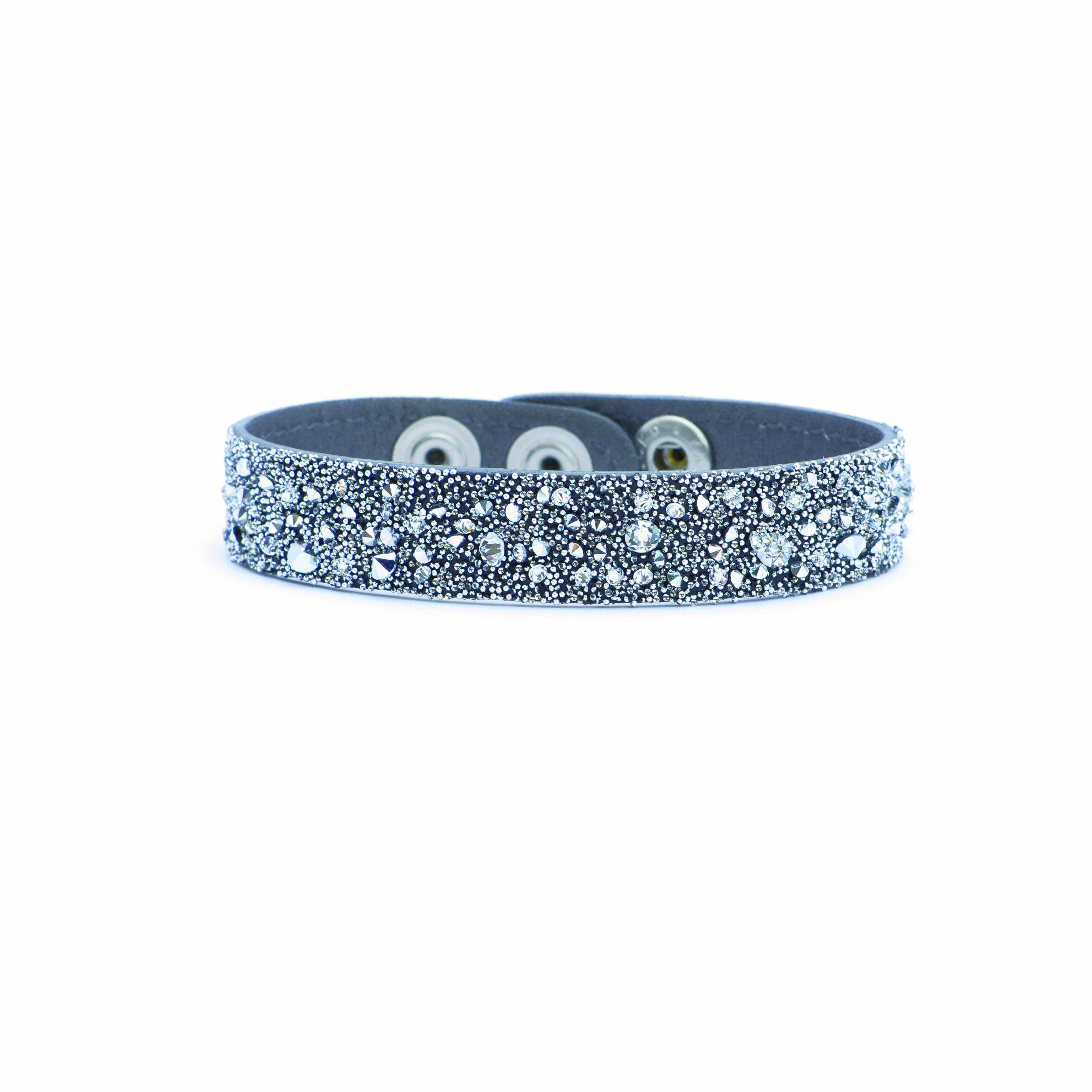 LOVING CRYSTAL Leder-Armband | Schmuck > Armbänder > Lederarmbänder | Loving Crystal