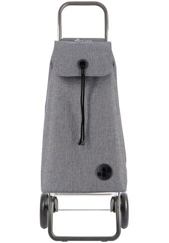 ROLSER Einkaufstrolley »RG I - Max Tweed«, in verschiedenen Farben, Max. Tragkraft: 50 kg kaufen