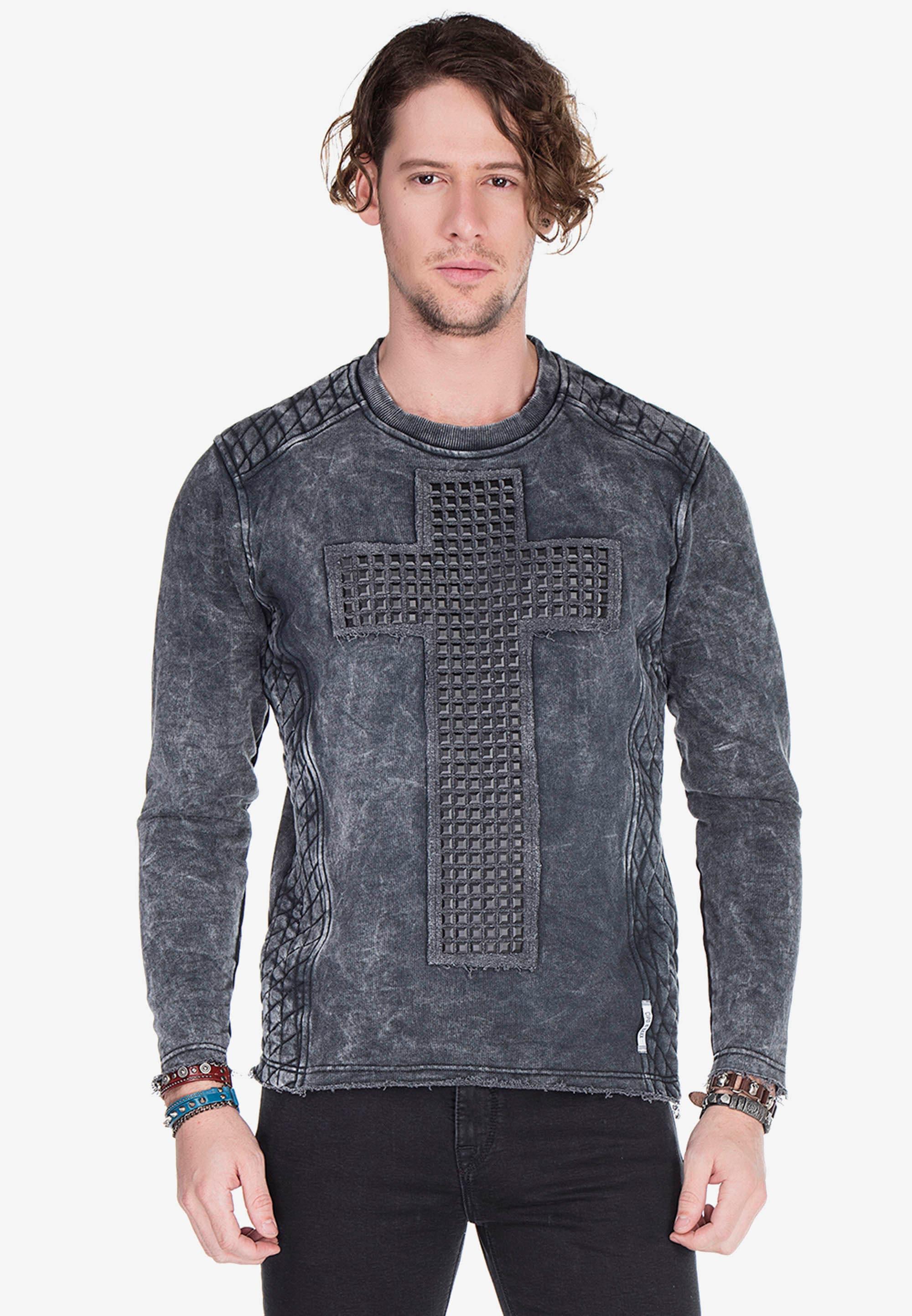 cipo & baxx -  Sweatshirt