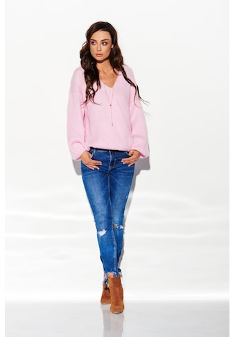 lemoniade Pullover im Oversized - Look »LSG111« kaufen