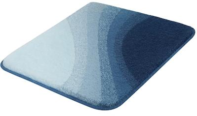 Kleine Wolke Badematte »Malin«, Höhe 20 mm, rutschhemmend beschichtet, fußbodenheizungsgeeignet kaufen