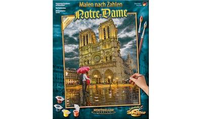 Schipper Malen nach Zahlen »Meisterklasse Premium - Notre Dame«, Made in Germany kaufen