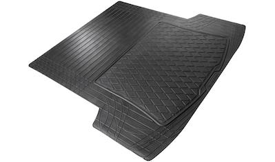 WALSER Kofferraummatte »Safeguard«, (1 St.), in 2 Größen, Gummi kaufen