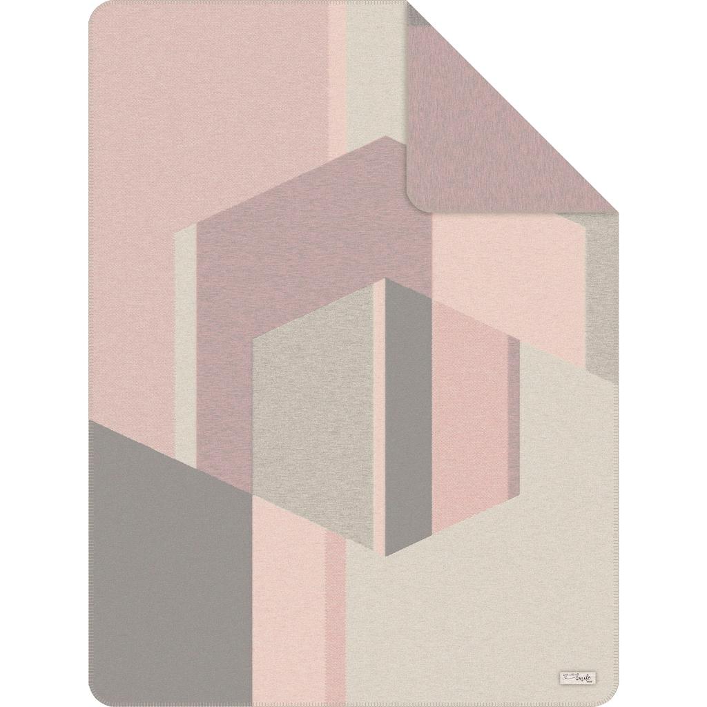 s.Oliver Wohndecke »Jacqard Bauhaus«, mit graphischem Muster