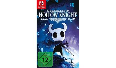 Hollow Knight Nintendo Switch kaufen