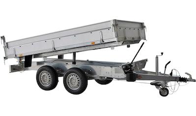 STEMA PKW-Anhänger »Rückwärtskipper 2,7 t«, inkl. elektrischer Hydraulik kaufen