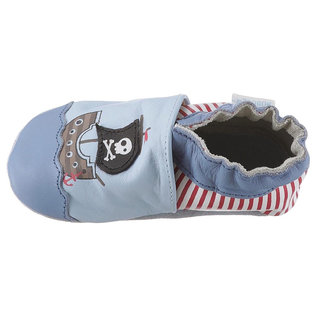 Robeez Krabbelschuh »Pirate's Boat«
