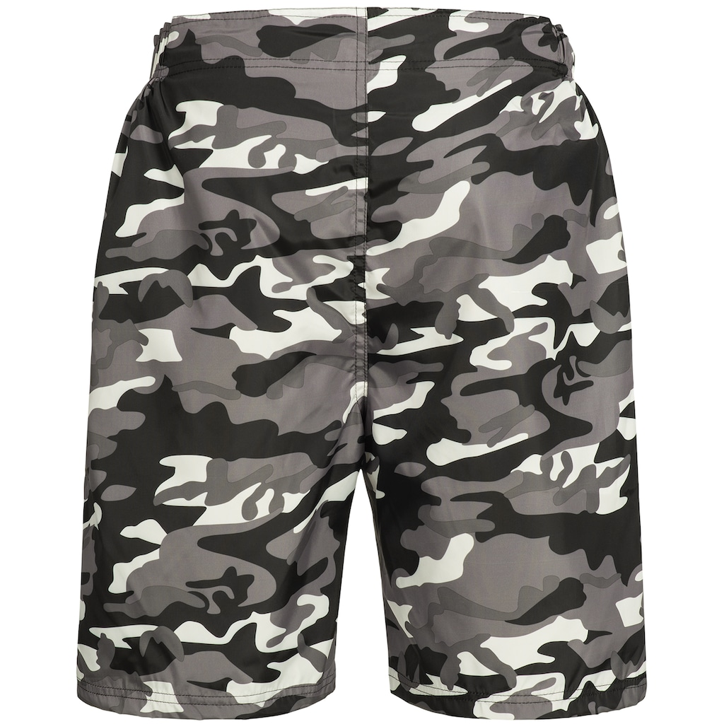 Lonsdale Shorts im Military-Design