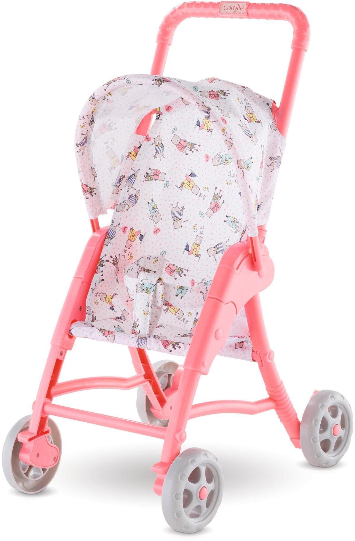 Corolle Puppenbuggy rosa Kinder Puppenzubehör Puppen Puppenwagen